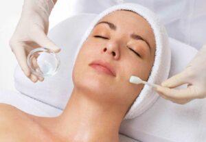 resurfaçage laser visage